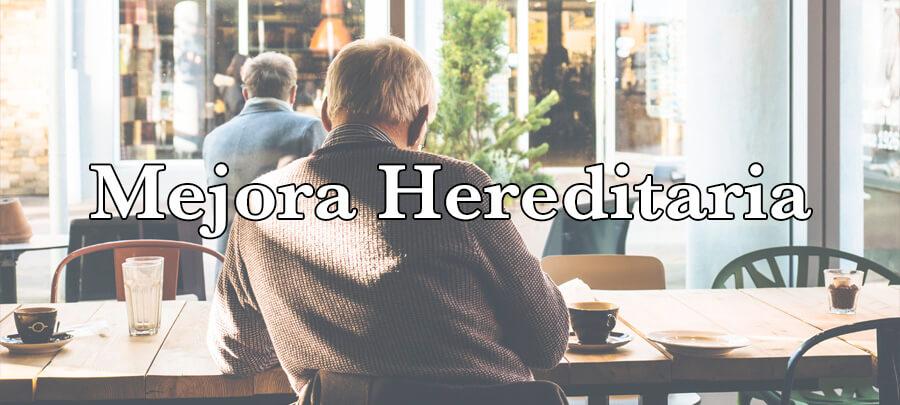 Mejora Hereditaria: El tercio de mejora en una herencia
