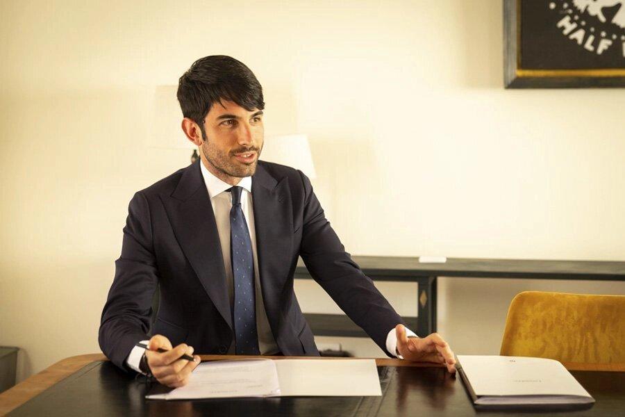 Guillermo Pérez Gómez, socio de Larson Legal y abogado especialista en herencias en Vélez-Málaga